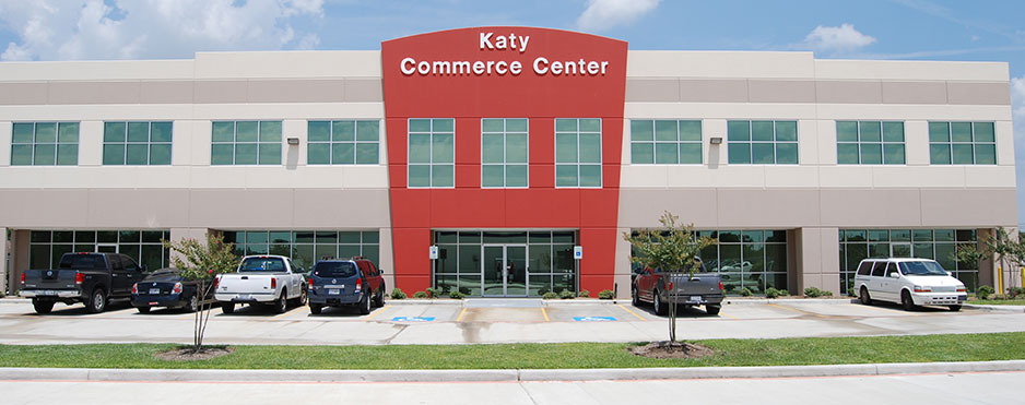 Katy Commerce Center - Katy Office Space